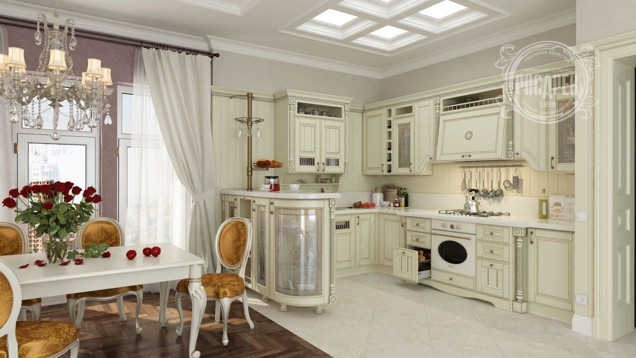 Фото интерьера кухни в ростове
